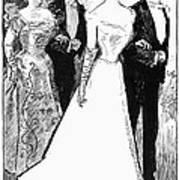 Gibson: The Debutante, 1899 Poster