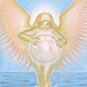 Gift Of The Golden Goddess Poster
