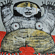Gigantes No. 7 Poster by Mark M  Mellon