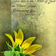 Give Thanks V Poster