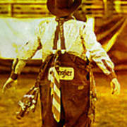 Gizmo The Rodeo Clown Poster