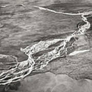 Glacial Rivers Poster