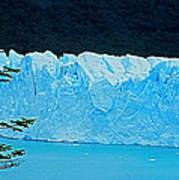 Glaciar Perito Moreno - Patagonia Poster