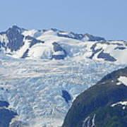 Glacier 12 Poster