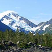 Glacier 4 Poster