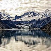 Glacier Bay Landscape - Alaska Poster