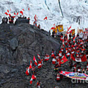 Glacier Pilgrimage Quyllur Riti Festival Poster