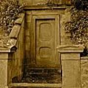 Glasgow Necropolis Monument Poster