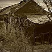 Gleason Ghost Town Poster