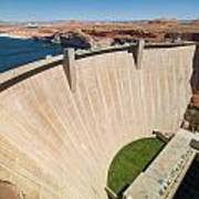 Glen Canyon Dam Poster