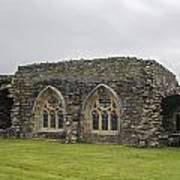 Glenluce Abbey - 1 Poster