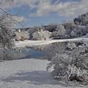 Glenmorgan After A Snow Poster