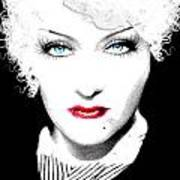 Gloria Swanson - Marlene Dietrich Poster