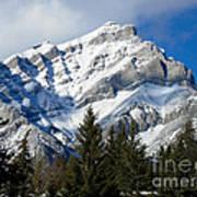 Glorious Rockies Poster