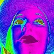 Glowing Gigi Poster