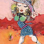 Goddess Of Beauty Poster