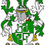 Gogarty Coat Of Arms Irish Poster