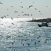 Going Fishing Poster
