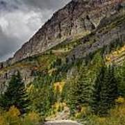 Going To The Sun Road Poster