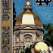 Golden Dome Poster
