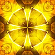 Golden Harmony - 4 Poster