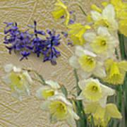 Golden Spring Poster