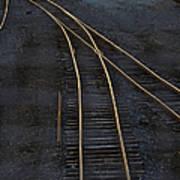Golden Tracks Poster