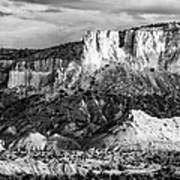 Good Morning Ghost Ranch - Abiquiu New Mexico Poster