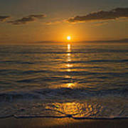 Good Night Gulf Coast Poster