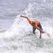 Good Surf Poster
