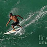 Good Waves Good Body Poster