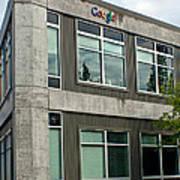 Google Office Poster