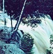 Gooseberry Falls - Minnesota Poster