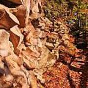 Gorge Trail Wall Poster