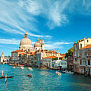 Gorgeous Venice Poster