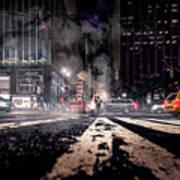 Gotham - Breaking Dawn Poster
