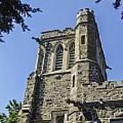 Gothic Church Poster