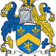 Gough Coat Of Arms Irish Poster