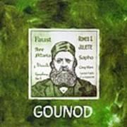 Gounod Poster