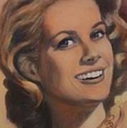 Grace Kelly Poster by Shirl Theis