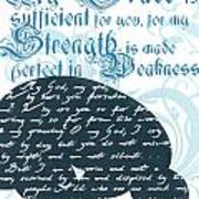 Grace Sufficient Poster