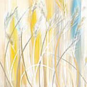 Graceful Grasses Poster