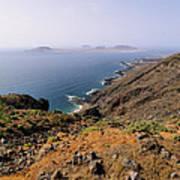Graciosa Island Poster