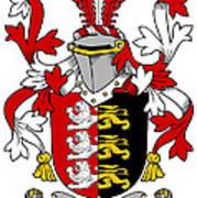 Grady Coat Of Arms Irish Poster