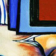 Graffiti Abstract Poster