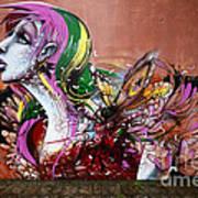 Graffiti Art Curitiba Brazil 15 Poster