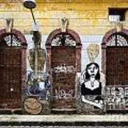 Graffiti Art Recife Brazil 20 Poster