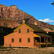 Grafton Utah 1866 Poster