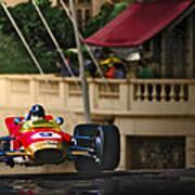 Graham's Monaco 1968 Poster