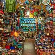 Grand Bazaar - Istanbul Poster